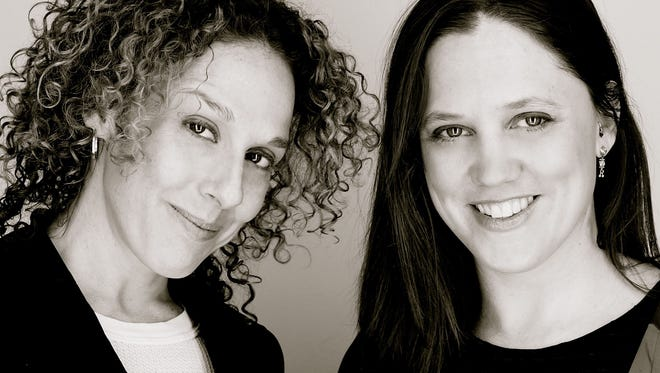 """""""Detropia"""" filmmakers Rachel Grady (left) and Heidi Ewing (right)."""