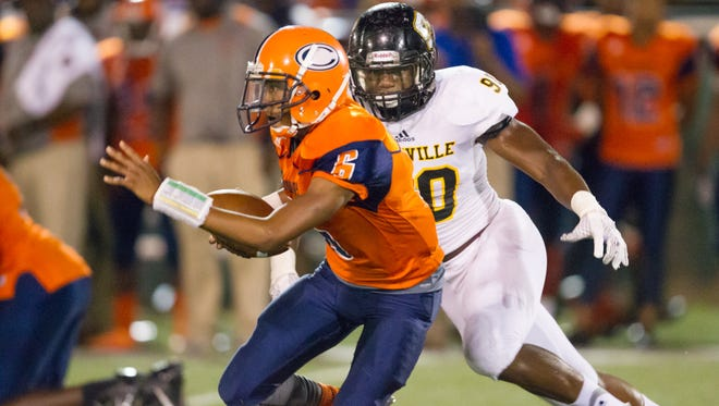 Starkville DE Lorenzo Dantzler expects an offer from Purdue when he visits Lafayette in January.