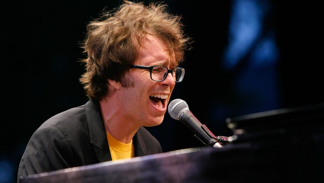 Musician Ben Folds brings his solo tour to the Meyer Theatre in Green Bay for a concert on Feb. 14.