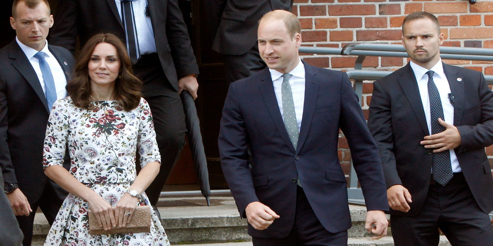 2254c4c811e03a Duchess Kate is respectful and stylish on Poland visit