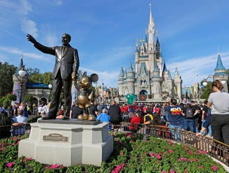 Disneyland park guests in California may have been exposed to measles