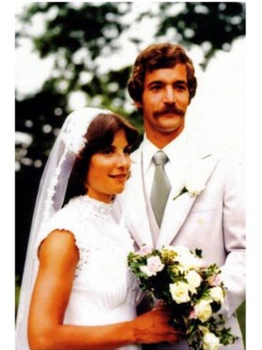 Anniversaries: Charles Benick & Debra Benick