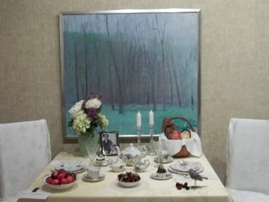The Art of Tablesettings opens Oct. 8 at Rahr-West Art Museum, 610 N. Eighth St., Manitowoc.
