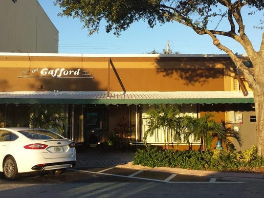 The Gafford, 47 S.W. Flagler Ave., is a great place to grab a bite before a show, or enjoy a seat at the bar afterwards for a cocktail and appetizer.