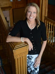 Kristi Knous is president of the Community Foundation