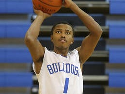 Woodward point guard Isaiah Jones was one of the area's top players in the 2014-15 season.