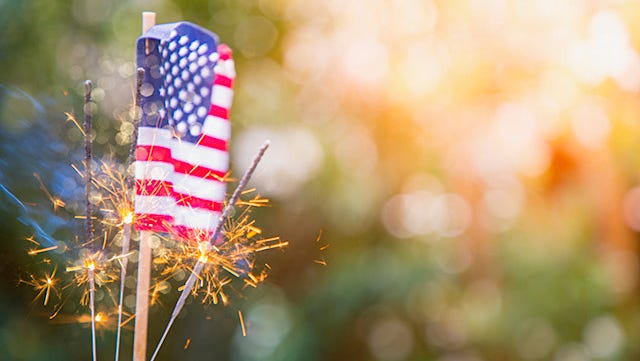 Fireworks make for a memorable July Fourth, but an unfortunate number of children and adults end up in the hospital with fireworks-related injuries.