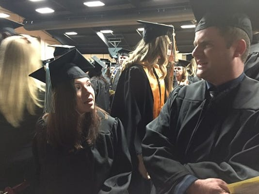 Wor-Wic 2017 Commencement