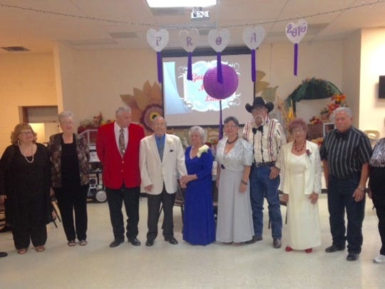 San Jose Senior Prom was at the senior center on Sept.