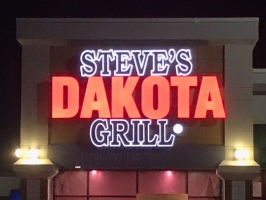 Steve's Dakota Grill will be moving to the old Jolly