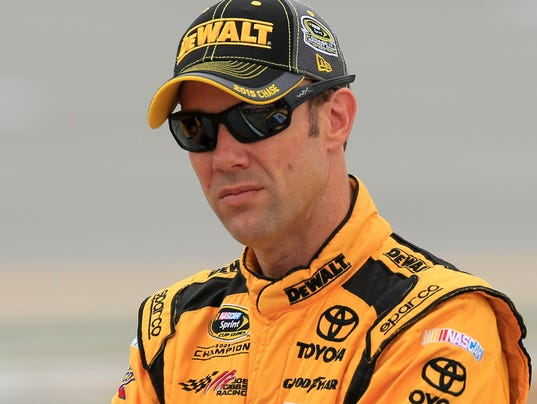 NASCAR: CampingWorld.com 500 At Talladega-Qualifying