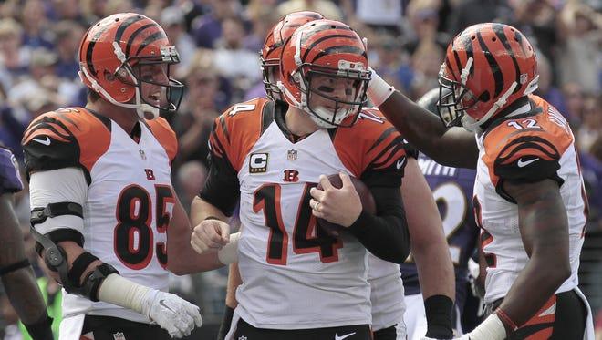 The Cincinnati Bengals will head to London in 2016.