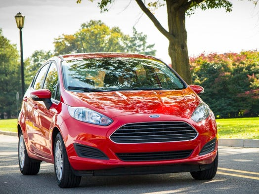 Ford Motor is among a few car companies trying a three-cylinder powerplant for American buyers. The 1-liter, three-cylinder is available only in SFE high-mileage models.