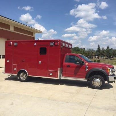 Two new rescue vehicles have been purchased for the