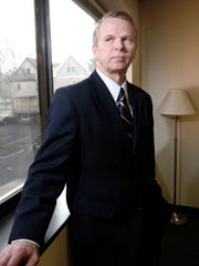 Paul Jadin, former chief executive officer of the Wisconsin