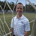 University of West Florida men's soccer coach Bill Elliott led Chattanooga to back-to-back region championships.