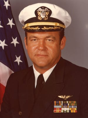 Captain Dan Pedersen