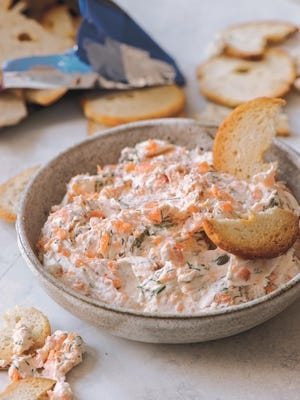 Smoked Salmon Dill Dip Recipe