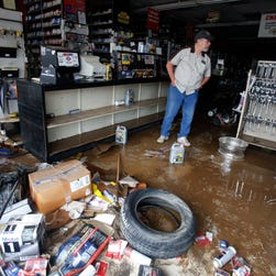 Historic floods swamp West Virginia