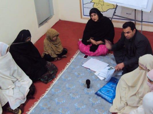 Pakistani women form council to prevent more honor killings