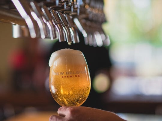 New Belgium Brewing is the fourth-largest craft brewer in the United States.