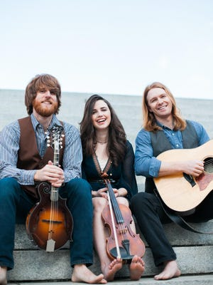 The Barefoot Movement performs Saturday at the Earlville Opera House.