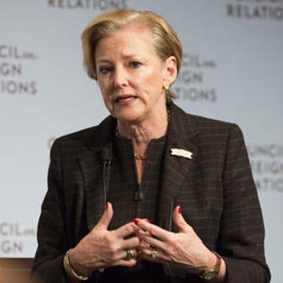 DuPont CEO Ellen Kullman announced her resignation