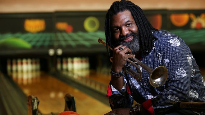 Herb Smith, RPO trumpeter and L&M Lanes regular.