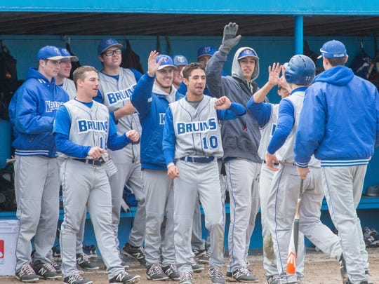 The Kellogg Community College baseball team recently captured the program's ninth conference championship.