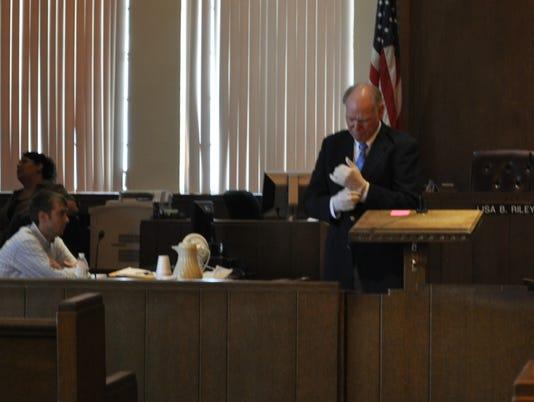 Dallas Hnulik trial
