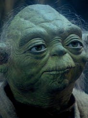 Yoda. this is.