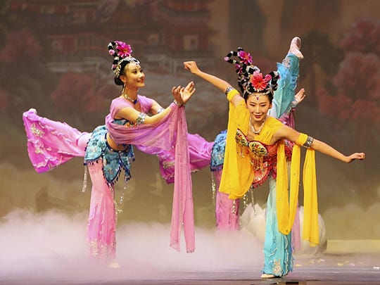 Shen Yun Performing Arts is at the Opera House through