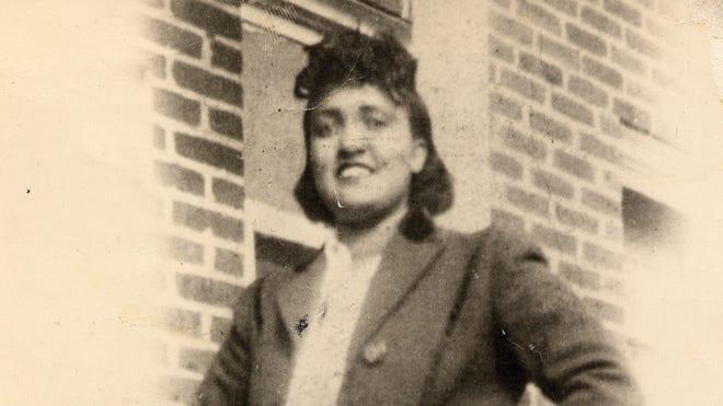 Henrietta Lacks in the 1940s.