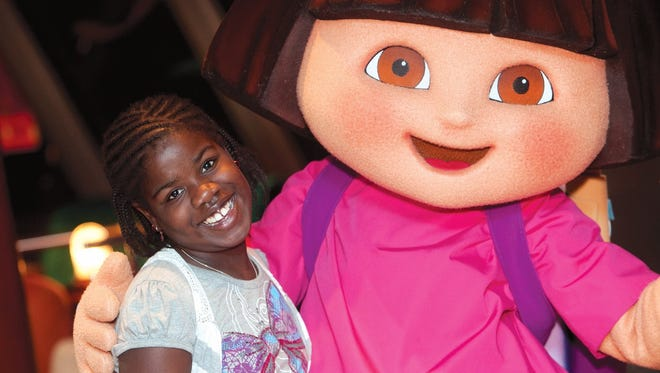 Dora the Explorer and other Nickelodeon TV characters also make appearances on Norwegian ships including at pajama and dance parties and character breakfasts.