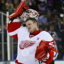 Previewing Red Wings vs. Sharks