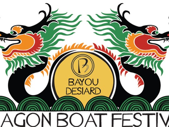 The 2016 Progressive Bank Bayou DeSiard Dragon Boat