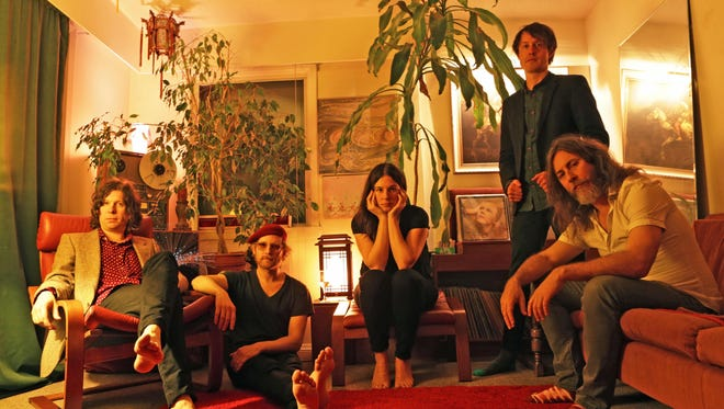 Black Mountain performs Friday in Ithaca.