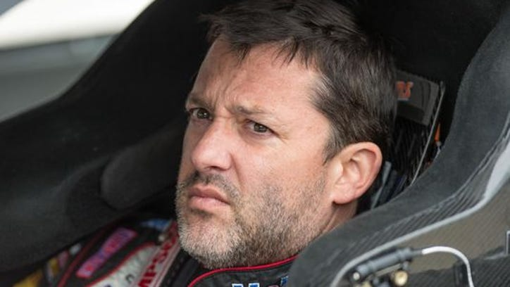 Tony Stewart has missed Sprint Cup races at Watkins Glen, Michigan and Bristol. (Photo: Jerome Miron, USA TODAY Sports)
