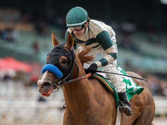 Sunland Derby 2019 Horse Odds Post Positions Jockeys