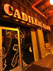 The Cadillac Ranch in downtown Indianapolis.