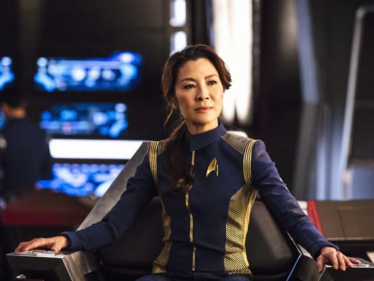 Michelle Yeoh, Star Trek: Discovery, CBS All Access
