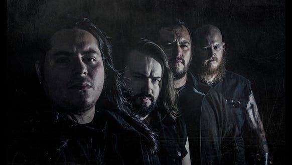 Las Vegas metal band Sicocis will perform in El Paso