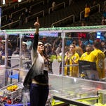 Robotics competition draws teams from across the region