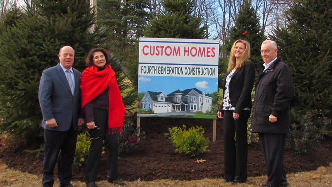 Fourth Generation Builders is introducing Mary Farm Estates, an enclave of five luxury homes in Denville.