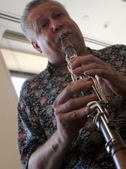Paquito D'Rivera will be the special guest at the Jazz