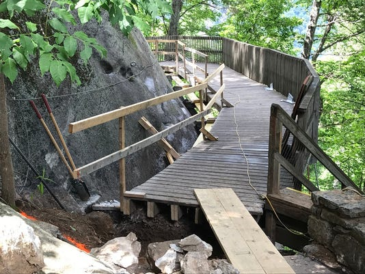 636335633010925345-Chimney-Rock-State-Park-Gneiss-Cave-Deck-area-where-steel-will-be-placed.jpg