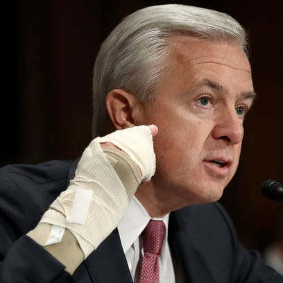 John Stumpf, chairman and CEO of the Wells Fargo &