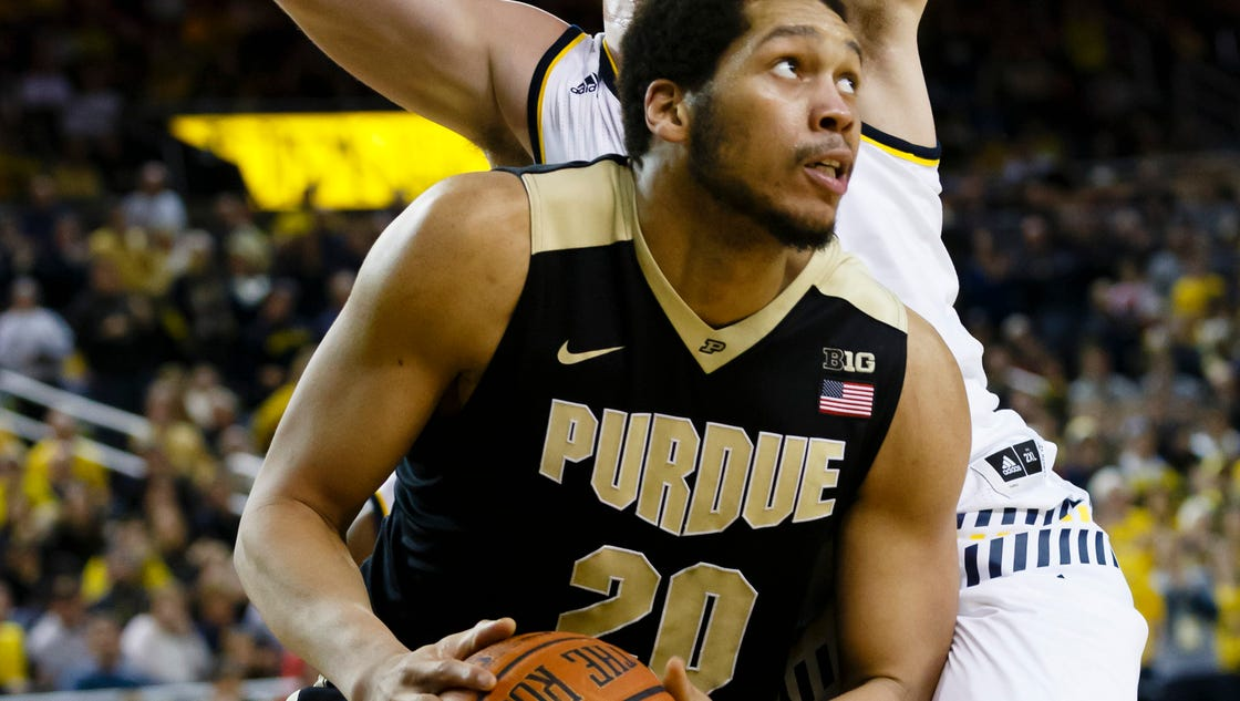 Purdue misses opportunity at Michigan