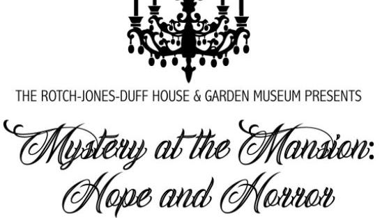The second annual Mystery at the Mansion event hosted by the Rotch-Jones-Duff House & Garden Museum is going virtual.