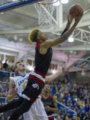 New Albany senior Romeo Langford is fourth all-time in state scoring.